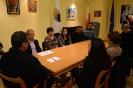 Meeting with Bishop 2014