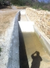 New berga & new artificial turf at football ground